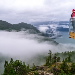 Squamish sea to sky - Best of Vancouver tour